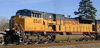 N Scale SD90 / 43 Train