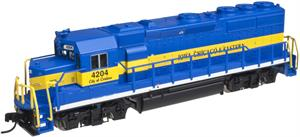 Atlas N GP40-2 IC&E