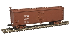 50003892 40' Wood Reefer - New Haven Ice Service 63 (N Scale)