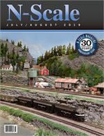 N Scale Magazine July/August 2019