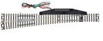 2719 Atlas Remote Switch Track Left Hand #8 Standard Code 80 (N Scale)