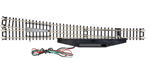 2720 Atlas Remote Switch Track Right Hand #8 Standard Code 80 (N Scale)