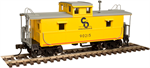 50 003 322 CENTER Cupola Caboose - Chesapeake & Ohio