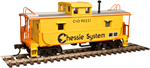 50 003 324 CENTER Cupola Caboose - Chessie System
