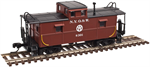 50 003 329 CENTER Cupola Caboose - New York, Ontario & Western