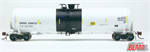 N Scale 31k Crude Oil Tank Car
