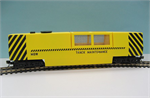 HO Scale Track Cleaning Car