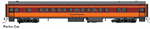 Milwaukee Road Parlor Car