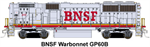 Fox Valley Models GP60B BNSF N Scale