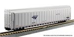 106-5505 Autorack Modern Amtrak 4-Car Set - N Scale