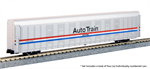 106-5507 Amtrak Phase III Autorack 4 car set #1