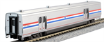 156-0955  Amtrak Viewliner II Phase III Heritage Baggage #61006 - N Scale