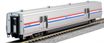 156-0956 Amtrak Viewliner II Phase III Heritage Baggage #61058 - N Scale