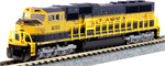 Kato N Scale Alaska SD70MAC