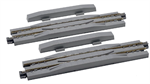 "20-026 124mm (4 7/8"") Re-Railer Track (2 pieces) UniTrack (N Scale)"
