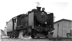 Japanese 2-6-0 Steam Loco