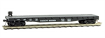 045 30 512 Flat Car - D&RGW Conversion Car N