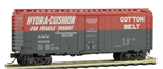 021 00 591 40' standard box car with plug door - Cotton Belt - SSW 30032