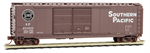 034 00 320 50' standard box car - Southern Pacific 211303 - N Scale