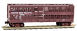 035 00 251 40' despatch stock car - Southern Pacific 73458
