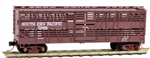 035 00 252 40' despatch stock car - Southern Pacific 73464