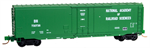 038 00 520 50' standard box car Burlington Northern
