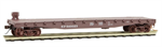 045 30 450 Flat Car - Southern Pacific Coupler Conversion Car