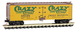 049 00 780 40 double-sheathed wood reefer - Crazy Water Company 472 - N Scale