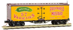 058 00 400 Heinz Yellow Reefer Series Car 1