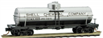065 00 921 39' single dome tank car - Shell Oil 1005