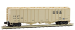 098 00 031 50' Airslide Hopper Covered Hopper - CSX 203420