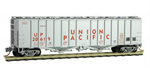098 00 051 50' Airslide Hopper Covered Hopper - Union Pacific 20619