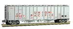 098 00 052 50' Airslide Hopper Covered Hopper - Union Pacific 20627