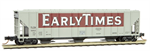 099 00 190 Covered Hopper - Early Times 5652 - N Scale