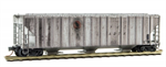 099 44 170 Weathered Great Northern 172077 - Covered Hopper Car