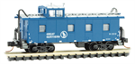100 00 430 36' Caboose - Great Northern X-222 - N Scale