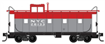 100 00 440 36' Caboose New York Central 20133 -  N Scale