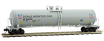 110 00 251 56' general service tank car - Union Pacific Scale Monitor 903040