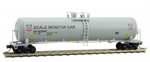 110 00 252 56' general service tank car - Union Pacific Scale Monitor 903042