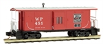 130 00 190 Caboose Western Pacific - 451