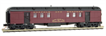 140 00 180 Heavyweight 70' Mail/Baggage - Norfolk & Western 95 N scale