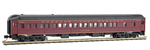 142 00 0180 Pullman Heavyweight 12-1 sleeper - Norfolk And Western - Cuttyhunk