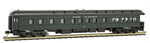 144 00 100 Observation car - heavyweight - New Haven