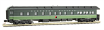 144 00 320 83' Observation car - Northern Pacific - Madison River - N Scale