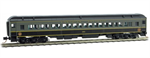 145 00 150 Heavyweight paired-window coach - Canadian National 4962