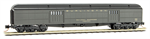 147 00 200 Heavyweight 70' Baggage - Chicago, Burlington & Quincy 1540 (N Scale)