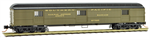 149 00 070 Heavyweight 70' Horse Car - Southern Pacific 7225 - N scale