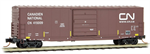 180 00 020 Micro-Trains 50' Standard box car - Canadian National