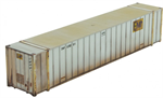 468 44 030 Container Weathered - EMP 280611 - N Scale