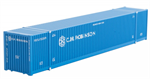 469 00 142 53 ft Container - CH Robinson 530705 - N Scale
